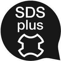 Kit forets et burins SDS-Plus Mix-Box - 8 pces ALPEN SDS