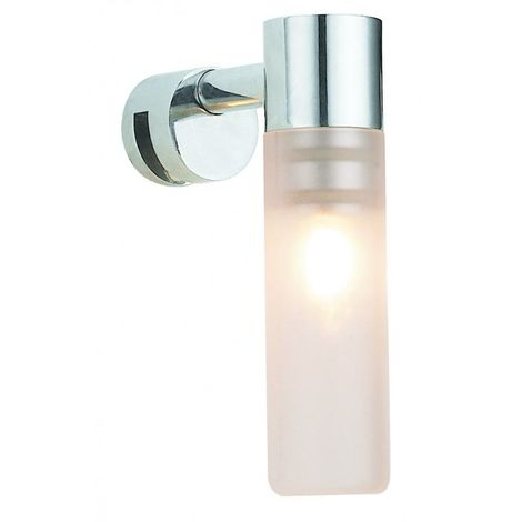 Spot de salle de bain avec éclairage HALOGÈNE - Modèle Rétro - 11,8 cm x 3,1 cm (HxL)