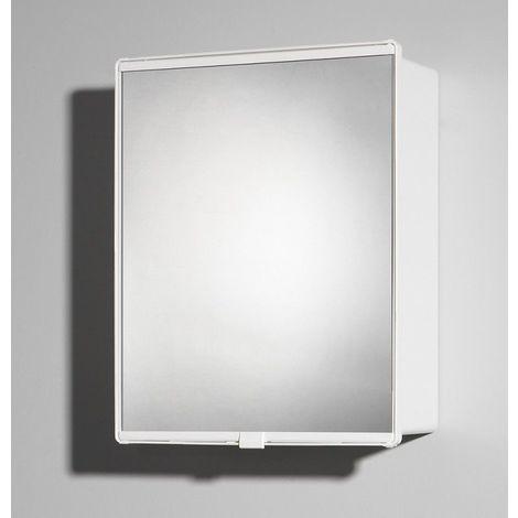 Armoire à pharmacie - 40 cm x 31,5 cm (HxL) - Blanc