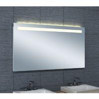 Miroir de salle de bains avec éclairage LED Horizontale - 65 cm x 120 cm (HxL)