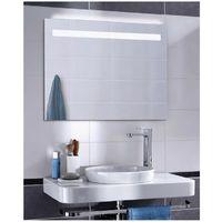 Miroir de salle de bains avec éclairage LED Horizontale - 65 cm x 80 cm (HxL)