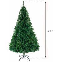 Sapin de Noel - 5.5FT 850 Branches
