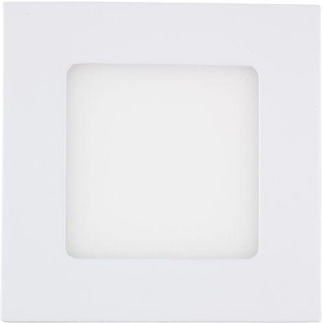 Faretto Led 6 Watt Pannello Incasso quadrato 450LM Luce fredda 6000k