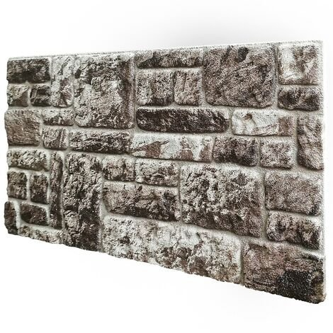ONTARIO Stone - Pannello finta Pietra in EPS Resinato Misura 100x50 cm Spessore 2 Cm