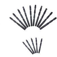 10pz PUNTA in acciaio per METALLO Ferro Acciaio Ghisa HSS 626 ALPEN 3,5 mm Conf