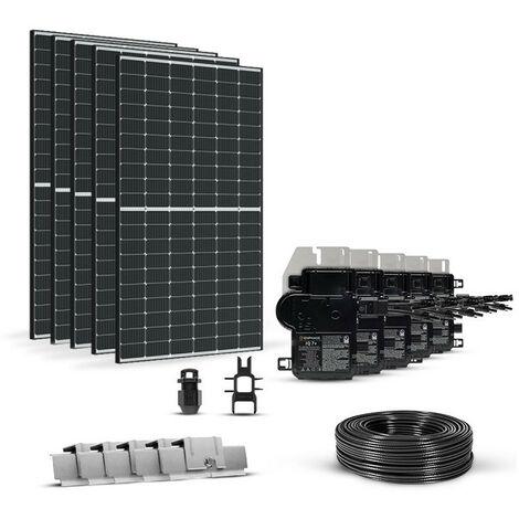 Kit solaire 1725w 230v autoconsommation-Enphase Energy