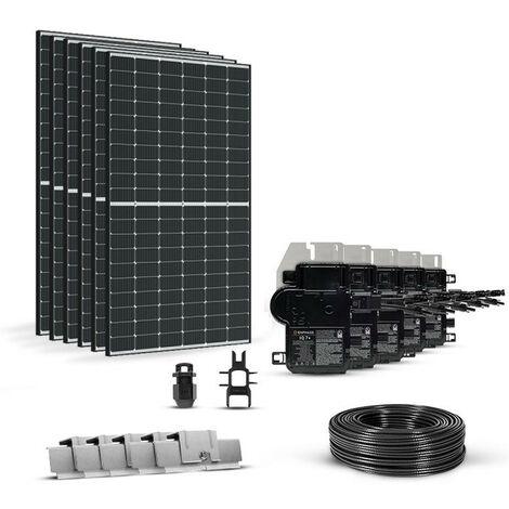 Kit solaire 2070w 230v autoconsommation-Enphase Energy
