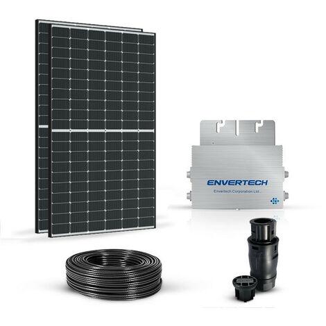 Kit solaire 690w 230v autoconsommation-ENVERTECH
