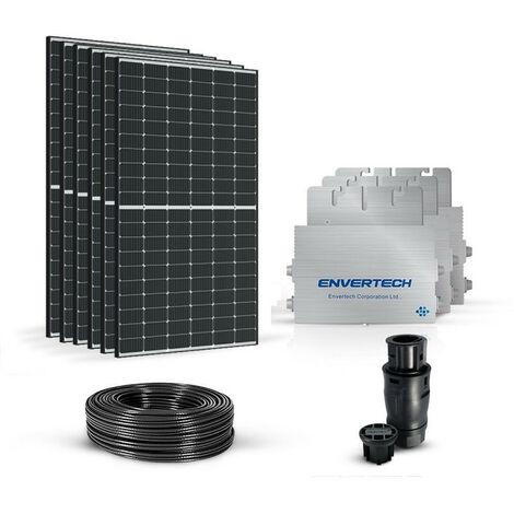 Kit solaire 2070w 230v autoconsommation-ENVERTECH