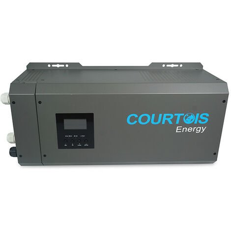 Convertisseur-chargeur 12V-1000W-35A Pur-Sinus Basse fréquence