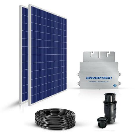 Kit solaire 560w 230v autoconsommation-ENVERTECH