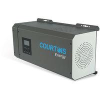 Convertisseur-chargeur 12V-3000W-75A Pur-Sinus Basse fréquence