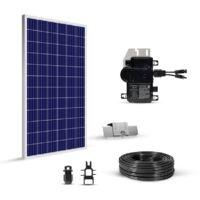Kit solaire 280w 230v autoconsommation-Enphase Energy