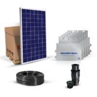 Kit solaire 2800w 230v autoconsommation-ENVERTECH