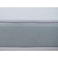 Colchon 90X190 ERGO BASIC - Altura 12 CM - Acolchado con espuma super suave, juvenil