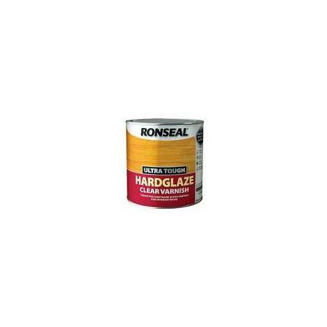 Ronseal Ultra Tough Hardglaze Varnish 5L