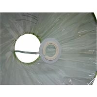 Fablon Squares 67.5cm x 1.5M roll Window Static Cling FAB10324