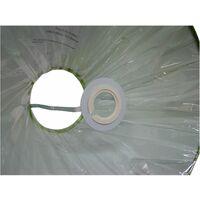 Debona Dotty Wallpaper Kitchen Bathroom Black Silver Tile Effect Washable 2670
