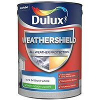 Dulux Weathershield All Weather Protection Masonry Smooth PBW 5L