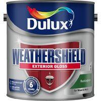 Dulux Weathershield Exterior Gloss 2.5L Buckingham
