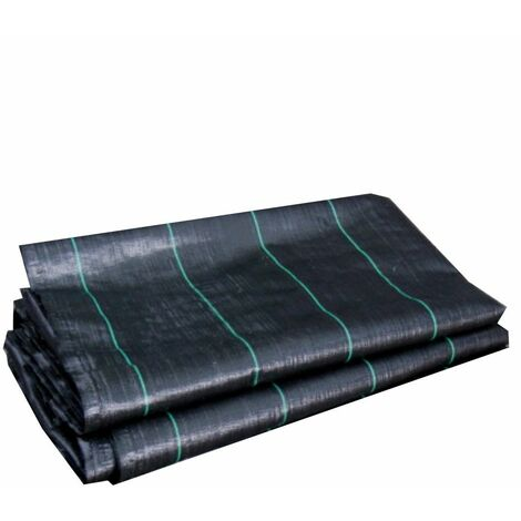 WICKEY Accessories Weed control fabric 200x200�cm for climbing frames, swing sets, Garden playhouses, Sandpits