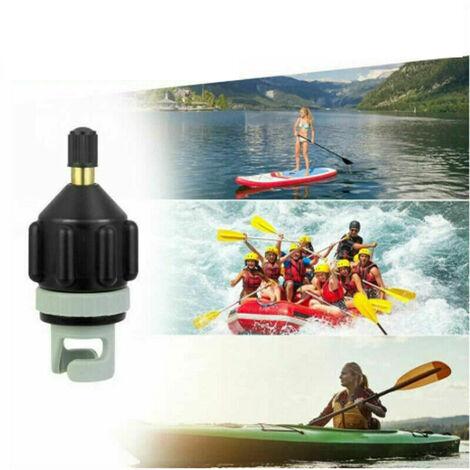 Canoe Kayak Pompe Valve Adaptateur SUP Standup Paddle Board Compresseur