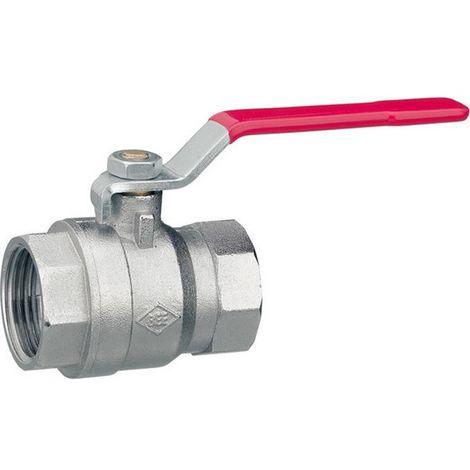 Válvula con llave de paso, empalme : 1 pulgadas, Ancho : 25 mm, OC 38 mm, Largo : 67,0 mm