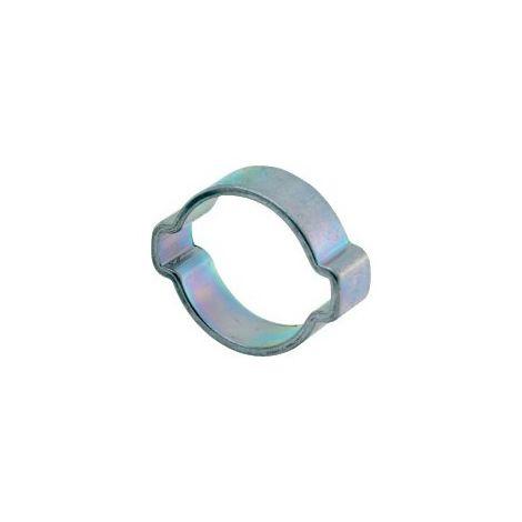 Abrazadera de tubo de 2 orejas W1 IDEAL 25-28 mm (Por 100)