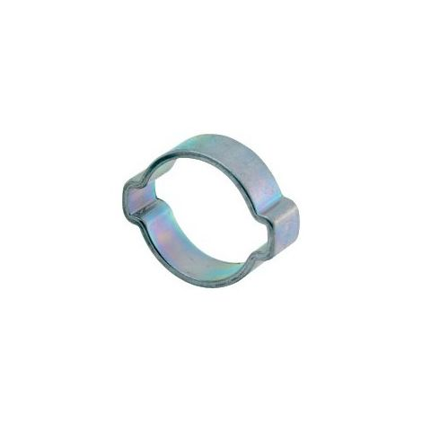 Abrazadera de tubo de 2 orejas W1 IDEAL 21-25 mm (Por 100)
