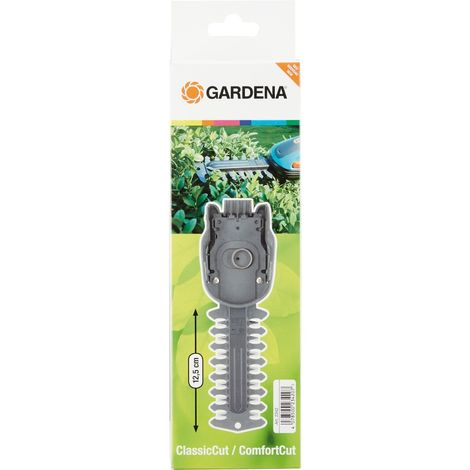 Gardena 2342-20 hoja de arbustos 12,5 cm