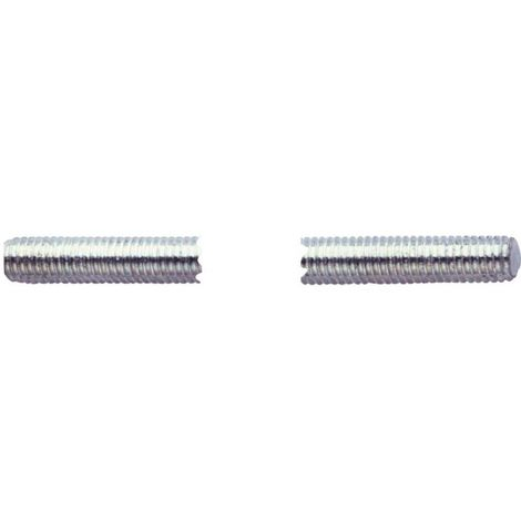 Varilla roscada DIN 976, acero inoxidable A2, 1 m, M10 x 1000
