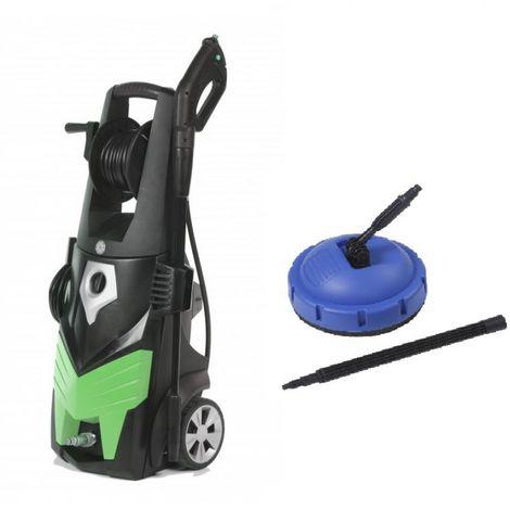 Limpiador alto presión PW 150/7 SAB - 150 bar - 500 l/h + Kit terraza 25cm