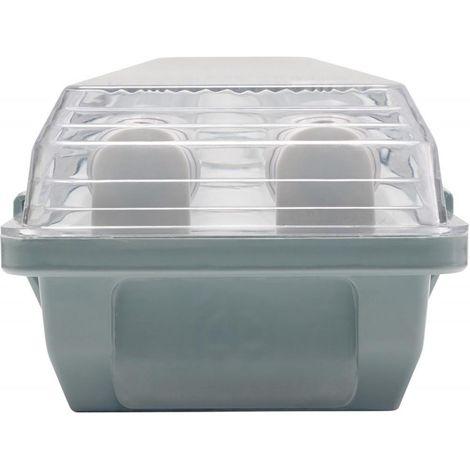 Neón LED resistentee al agua y al humedad IP65 2X10W 60CM