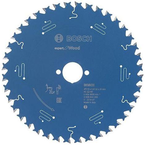Hoja de sierra circular.Expert W 210x2,4x30mm Z40 W Bosch