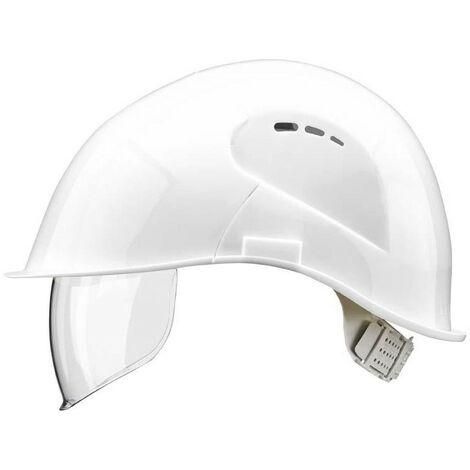 Casco De Seguridad Blanco Visorlight