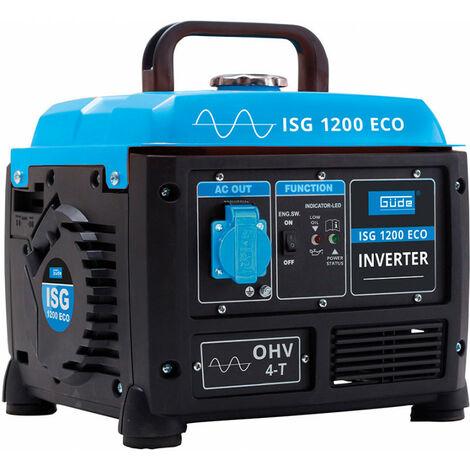Grupo électrogèneISG 1200 ECO 230 V 1,5 kilovatios tanque de 42 l
