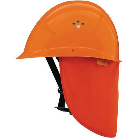 Casco de seguridad INAP Profiler plus UV tráfico naranja PE EN 397 VOSS