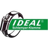 Abrazadera de tubo de 2 orejas W1 IDEAL 9-11mm (Por 100)