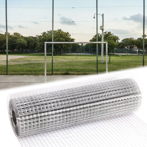 Garden Wire Mesh Grid Aviary Fencing Fence Animal Net, 0.6x15M