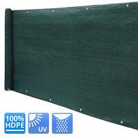 200g/m² Garden Privacy Shade Net Wall Screening Netting Balcony Windbreak Fence, 1x15M