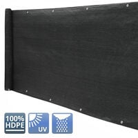 200g/m² Garden Shade Netting Privacy Screen Windbreak Net Fence, 1x5M