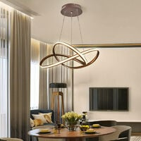 70CM LED Ceiling Light Wire Pendant Lamp Chandelier Lights, Dimmable