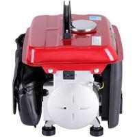 Quiet 2Stroke 0.75kW Petrol Generator Portable Suitcase Inverter 240volt - LB950