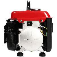 Portable Petrol Generator 230v 13amp Compact Quiet Suitcase Boat Caravan Camping
