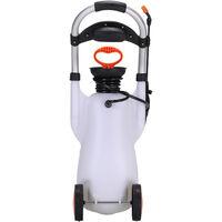 12L Garden Pressure Sprayer Hand Pump Chemical Weed Killer Spray Bottle