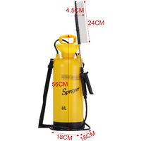 New 8L Pressure Power Wash Sprayer