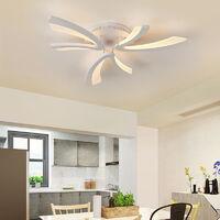 Modern V Shape LED Chandelier Ceiling Light , 3 Head Dimmable