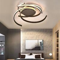 Modern LED Chandelier Ceiling Light , 56CM Dimmable