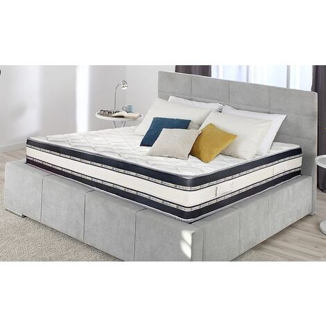 GHOST mattress 135x190 cm H25 is made from memory gel technology 4'6 Double