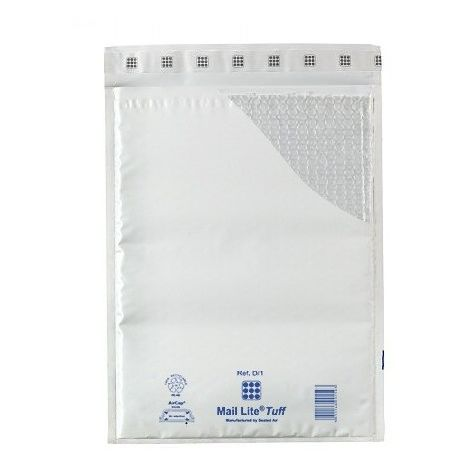 Enveloppes à Bulles PLASTIFIEES Type C/0 - Format 150x210 mm Lot de 100